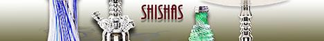 Pharaos Favourites Shishas u. Wasserpfeifen