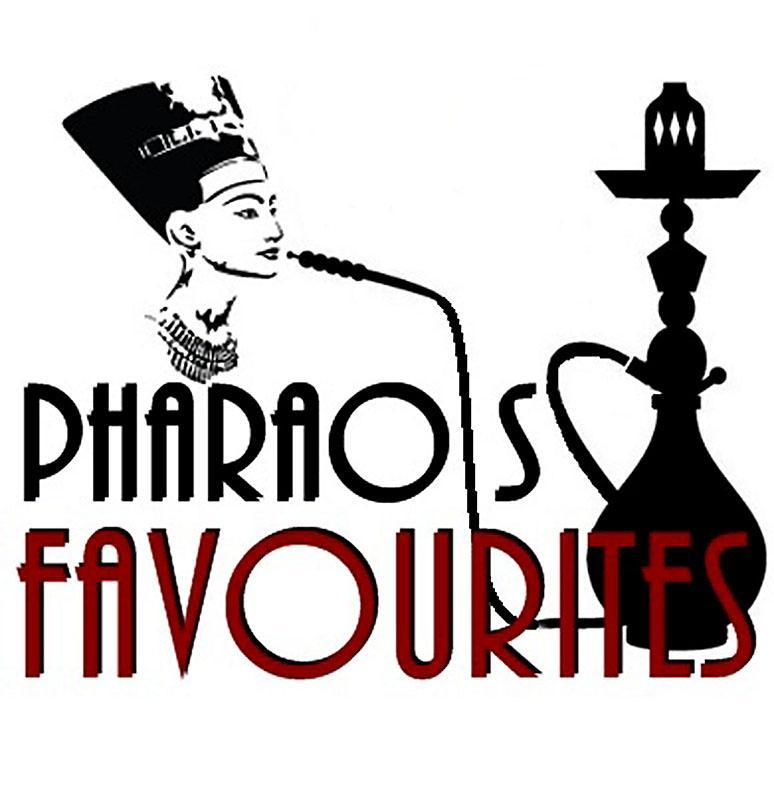Pharaos Favourites Shishas